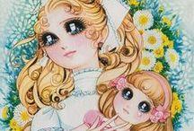 Shojo Manga / Shojo Manga, Japanese Comic for girls