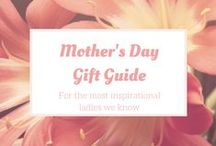 Mother's Day / Are you looking for ideas for the most important woman in your life this Mother's Day? We've got you covered with ideas for Mother's Day decor and gifts!