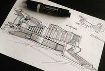 #W2R-archi / ArchiDrawings ArchiCollages MixedMediaArchi DigitalArchi
