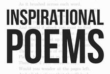 Inspirational Poems / These are inspirational poems I love and with some romantic as well as sensual poetry.  Methaphors, similes, stanzas, and art with poetry.  Some of the poems are also poetry that I've written inspired by my artworks. If you would like to collaborate on this board send me an email at kenalsworld@gmail(dot)com. Poems about love, poems for her, poetry art and deep poems  #poetry #poems #poets #creativewriting #poetryquotes