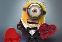 One in a minion / It is all  about minions!!! =)