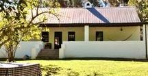 Stanford South Africa / Self catering farm accommodation in Stanford