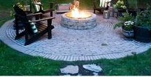 DIY Home Projects Outdoor Backyards / The most creative and beautiful DIY home projects outdoor backyards I've seen. Some inspiration as well for exterior art and home design ideas. If you would like to participate in this board, please email me at kenallouis(at)gmail.com #DIYHome #HomeProjects #BackyardIdeas #OutdoorHomeProjects