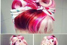 Hair Stuff / by Kara Rempe