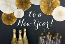 Happy New Year / Let the countdown begin! http://www.postmark.com/new-years-eve/