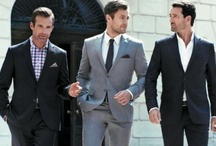 Men & Fashion / - oh, so handsome -