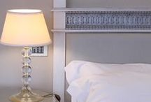 HOTEL PORTFOLIO STUDIO SIMONETTI: Riviera Golf Resort, S.G. in Marignano, Italy / Interior architectural project, furnishing and decorations for some suites