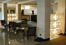 HOTEL PORTFOLIO STUDIO SIMONETTI: Plaza Hotel, Perugia, Italy / We planned the architectural project of interiors, furnishings and decorations #hotelplazaperugia #hoteldesign #progettoalberghiero