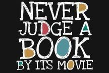 Books, Movies, Music