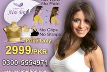 Aire Bra in Pakistan / Aire Bra, Aire Bra in Pakistan, Aire Bra Ladies Undergarments, Aire Bra No Hooks and No Wires.