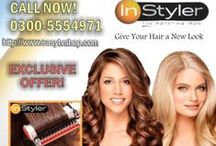 In Styler in Pakistan / In Styler, In Styler in Pakistan, In Styler available in Pakistan, In Styler hot Iron available in Pakistan.