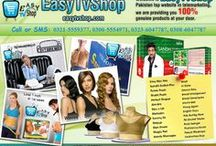 www.easytvshop.com / A Place of Aire Bra, Easy Slim Tea, Shakti Prash, etc. Coming Soon available Products: Mobile Phone, Fair Look, Ladies Dress, Fashion Accessories, etc.