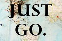 Travel Quotes / Our Favourite Travel Quotes