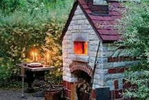 outdoor pizza oven / THE project for this summer, yea!!!