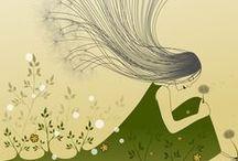 Illustration / Pretty Illustrations