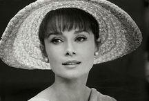 Audrey Hepburn / La mujer más hermosa y virtuosa del mundo. Me inspira y me encanta.