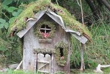 Fairy things / Fairy houses and other things (:
