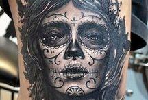 Tattoo Designs / Art inspired