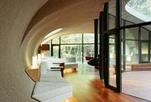 Interior Architecture / Architecturally designed interior spaces