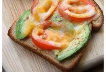 ••recipe ideas•• / Breakfast, lunch, dinner, snacks