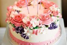 ••cake + cupcakes••