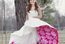 Weddings! Dresses I simply love