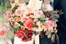 Weddings! Flowers - bouquets & boutonnieres