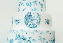 Weddings! Cakes - different and/or beautifull