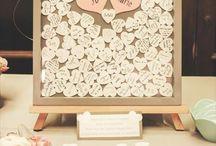 Weddings! Guestbook ideas