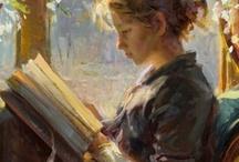 Llibres en l'art