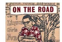 Generació Beat · Beat Generation / Beat Generation era un moviment literari format per un grup d'amics que des de mitjans dels anys quaranta havien treballat junts escrivint poesia i prosa, i que compartien una idea de cultura i aficions o fonts d'inspiració similars, com ara el jazz. El grup inicial estava format per Jack Kerouac, Neal Cassady, William Burroughs, Herbert Huncke, John Clellon Holmes, i Allen Ginsberg. El 1948 es van unir Carl Salomon i Philip Lamantia, el 1950 Gregory Corso i el 1954 Lawrence Ferlingh