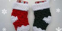 Free Crochet and Knit Patterns / A great variety of Crochet and Knit patterns that are available for free on blogs.