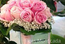 Ramos de novias,  wedding bouquets. / by Montse Medina
