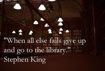 Bookish Quotes / Great quotes about books and reading / by St. Joseph Public Library