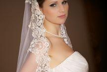 Weddings! Veils...