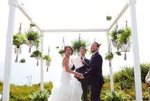 Weddings! Outdoor ceremonies
