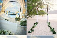 Weddings! At the beach