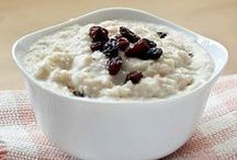 Time for Breakfast / Don't skip breakfast! Try out these great options.