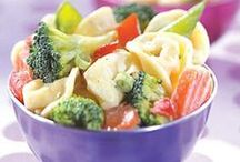 Let's Eat Lunch  / Here are some delicious ideas for lunch!