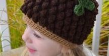 Hats, Hats and more Hat crochet patterns / Hats are great to make for service projects!  They're quick to make for gifts!  Enjoy a wide variety of hat crochet patterns on this board.