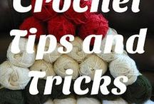 Crochet Tips & Tricks / Any crochet related tips or tricks to help make our crochet projects better.