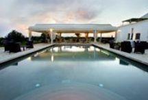Relais Antiche Saline / Un hotel quattro stelle in un luogo magico, a contatto con la natura, circondato da fenicotteri, il bianco del sale ed il rosa dei tramonti sulle Isole Egadi.