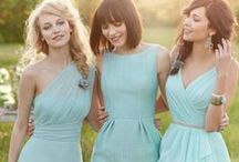 Bridesmaids Dresses / Ideas for bridesmaids dresses