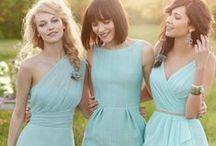 Bridesmaids Dresses / Ideas for bridesmaids dresses
