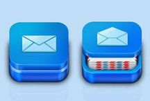 Mobile Design) Icon