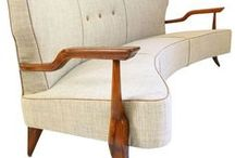 Sofas & settees / Amazing modern, colorful, vintage, bold sofas to sit on