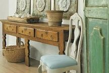Vanities, consoles-entry tables, dressing & sofa tables