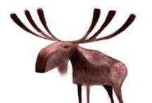 Moose & Hare