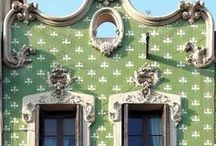 Fabulous architecture / Buildings & houses, parts or details of them that seem so special and adorable
