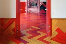 Decorative patterns / Gorgeous creative patterns on floors, walls, ceilings, doors, fabrics, carpets, furniture, glass  etc.